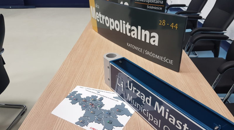 System Informacji Miejskiej w Górnośląsko-Zagłębiowskiej Metropolii