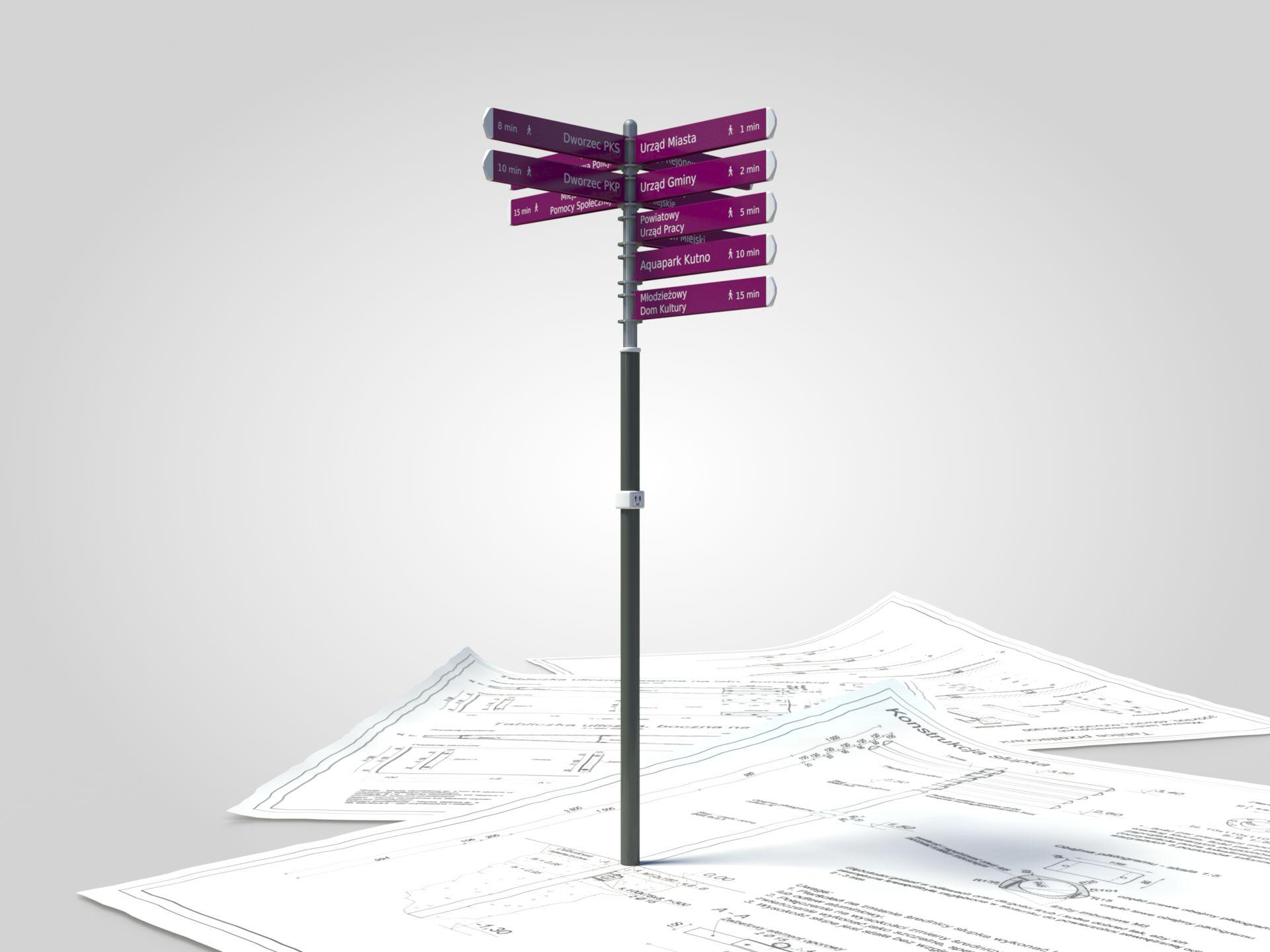 projekt systemu informacji miejskiej