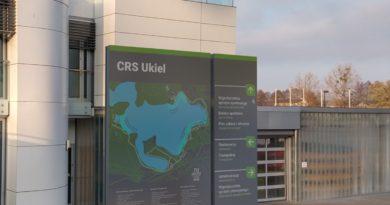 System Informacji Wizualnej CRS Ukiel w Olsztynie