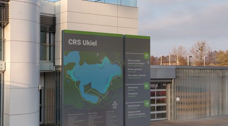 system informacji wizualnej CRS Ukiel