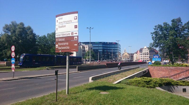 oznakowanie obiektów komercyjnych w SIM Wrocław
